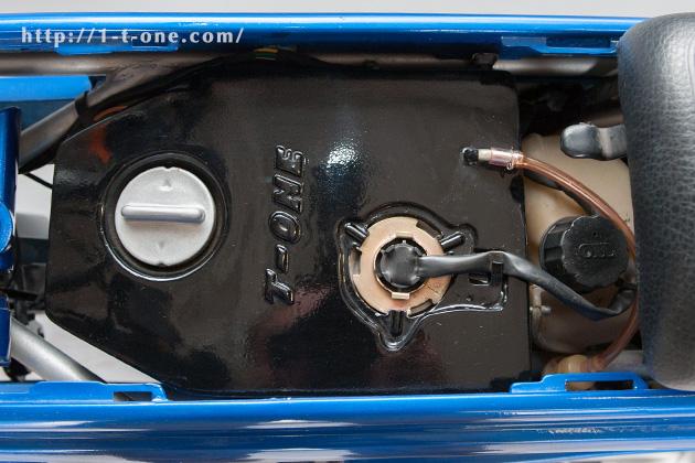 燃料タンク3|モトコンポ