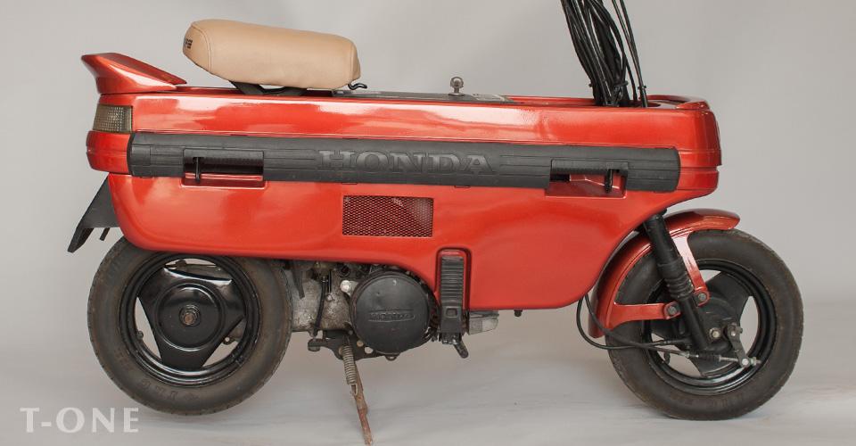 バイクのオリジナルパーツ製作|ティーワン